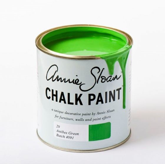 Antibes Green - Annie Sloan Chalk Paint